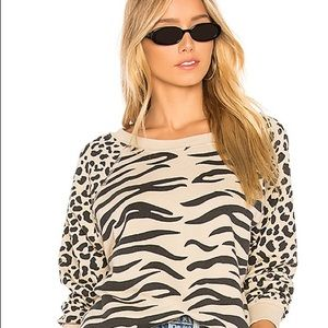 Wildfox Easy Tiger Sommers Sweater